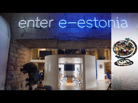 Estonia's Pioneering Blockchain Government