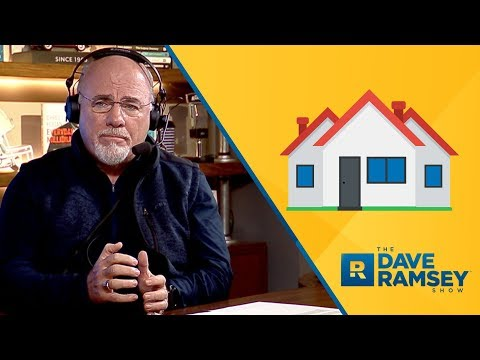 Did You Buy Too Much House? - Dave Ramsey Rant - YouTube