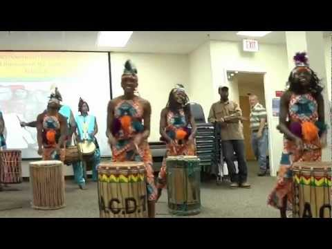 THIS is TALENT !  African Caribbean Dance Theater Tallahasse