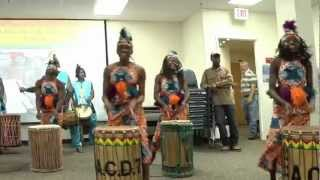 THIS is TALENT !  African Caribbean Dance Theater Tallahassee (Live at Leon County Schools)