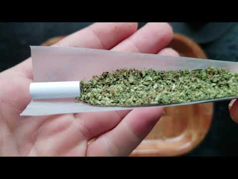 Joint Rolling Tutorial - King Size With a Filter