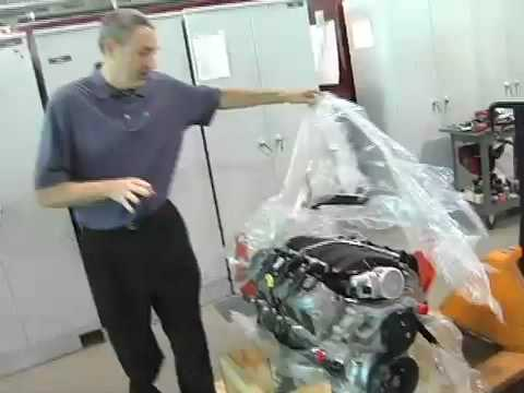 LS7 Engine: A Perfect Fit