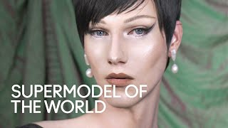 Halloween How To: Supermodel Of The World | MAC Cosmetics