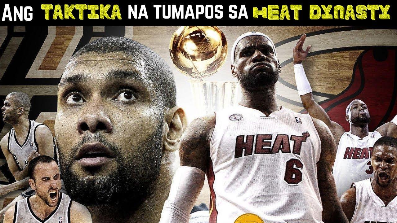 Nang Wakasan ng Spurs ang Heat Dynasty   Spurs vs Miami   2014 NBA Finals