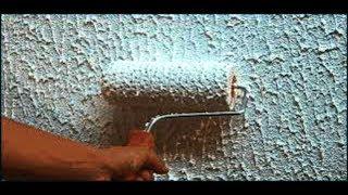 как  наносить  фактурную  шубу  на  фасад.(Нанесение валиком шубы на стену фасада ., 2015-09-24T21:33:38.000Z)