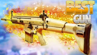 THE BEST GUN! (Fortnite Battle Royale)