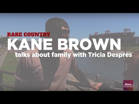 Kane Brown talk about family with Tricia...