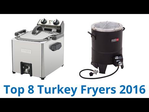 8 Best Turkey Fryers 2016