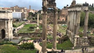 When Home is Rome: Why You Should Study at the John Felice Rome Center
