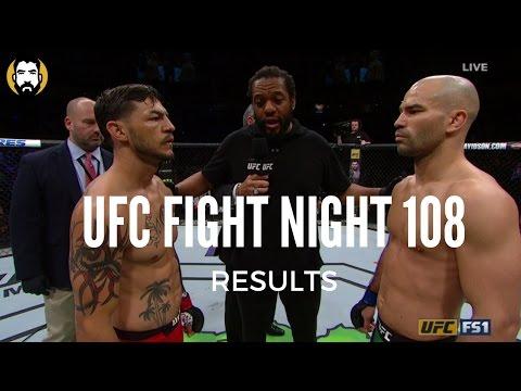 UFC Results: Cub Swanson vs. Artem Lobov, Al Iaquinta vs. Diego Sanchez