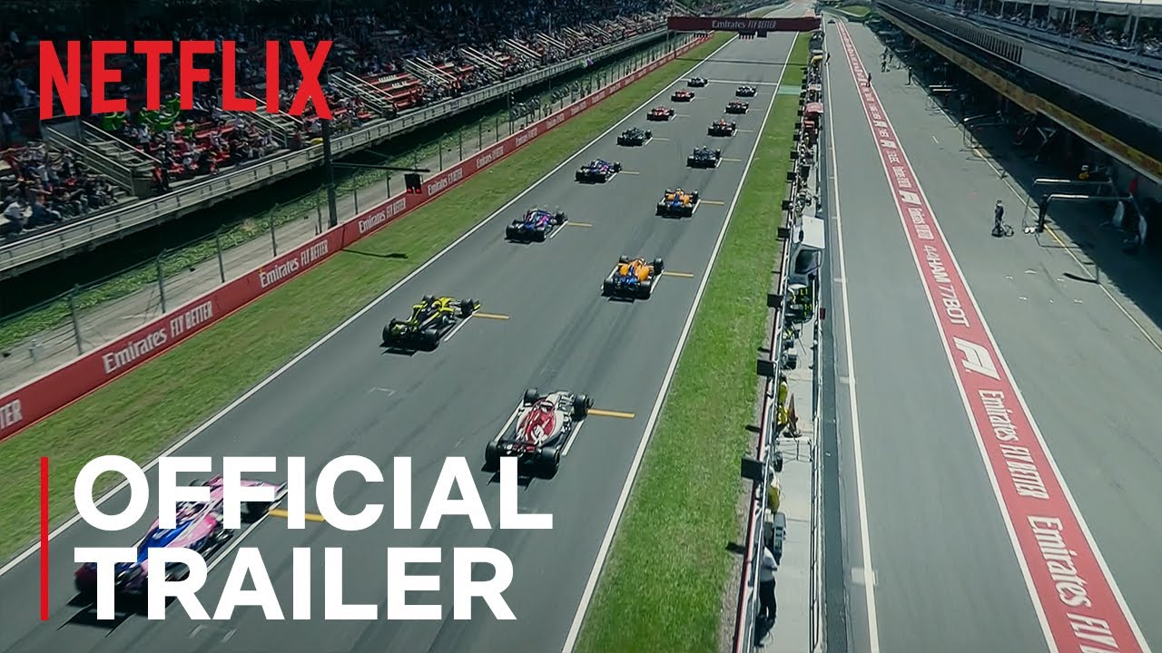 Formula 1: Drive To Survive Season 2 | Official Trailer | Netflix