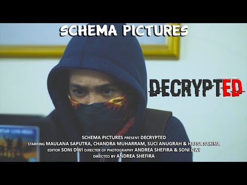 DECRYPTED - SHORT MOVIE (Comit Fest 2017)