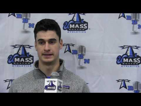 2016-17 UMass Boston Men's Hockey Captains Season Preview