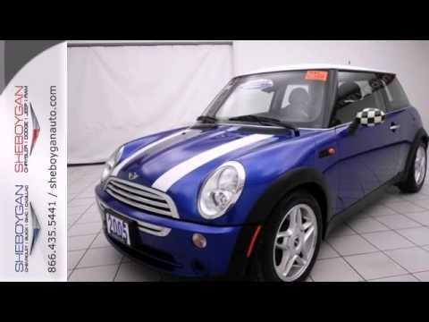2005 mini cooper madison wi milwaukee wi b2909a sold. Black Bedroom Furniture Sets. Home Design Ideas