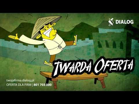 Twarda oferta! Reklama DIALOGu