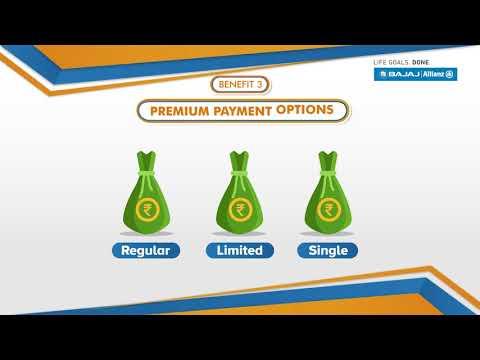 Bajaj Allianz Life Goal Based Saving - A Life Goal Based ULIP Insurance Plan | Samjho Ho Gaya