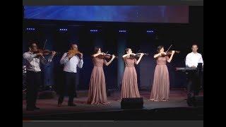 """KIRNEV- КИРНЕВ family """"Christian Egyptian song"""". (Египетская христианская песня) HD 1080p"""