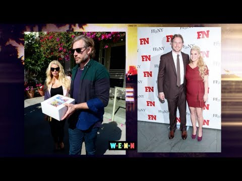Jessica Simpson Walks Down the Aisle — With Zach Braff? from YouTube · Duration:  1 minutes 59 seconds