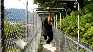 "Wolf parkour 03 ""feel the gibbon inside"""