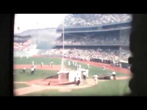 1965 world series 8mm Dodgers Vs Twins