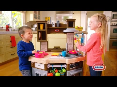 Little Tikes Cook N Learn Smart Kitchen Commercial Youtube