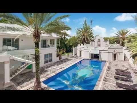 Drone Video by zignavisual: 2 Tahiti Beach Island Road, Coral Gables, 33146, Florida