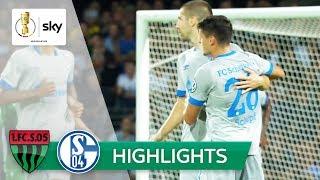 1. FC Schweinfurt 05 – FC Schalke 04 | Highlights DFB-Pokal 2018/19 - 1. Runde