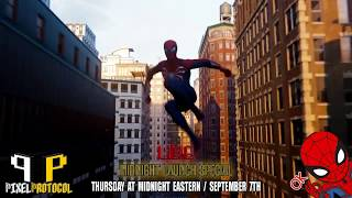 Spider Man Midnight Launch Announcement