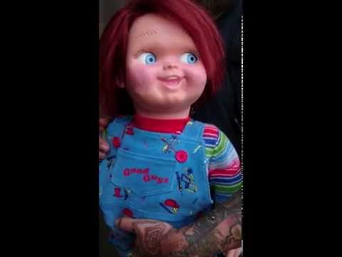 Handmade Good Guy doll