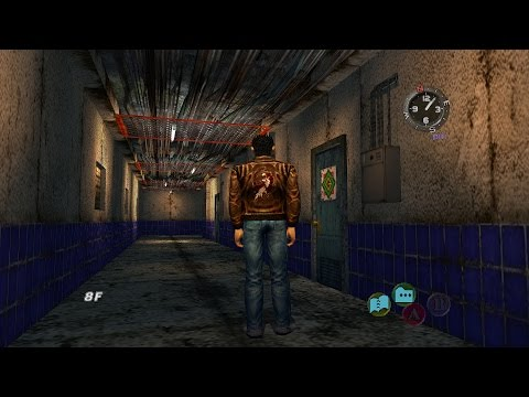 Shenmue II Music: Thousand White Building Upstairs (Extended)