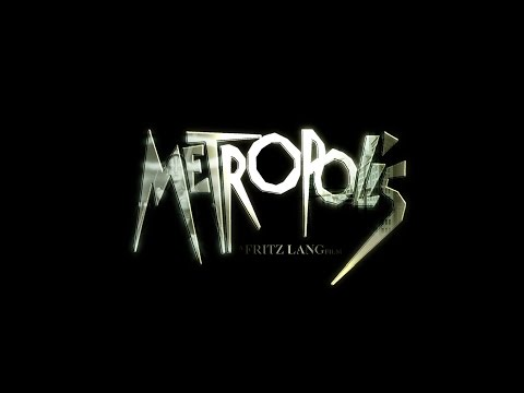 Fritz Lang Metropolis. 1927 FHD 1080p Remastered by germanvideomakerinpuglia.com  Episode 1.