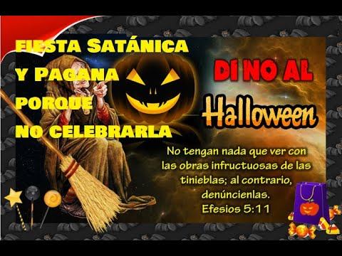 Halloween Fiesta Satánica
