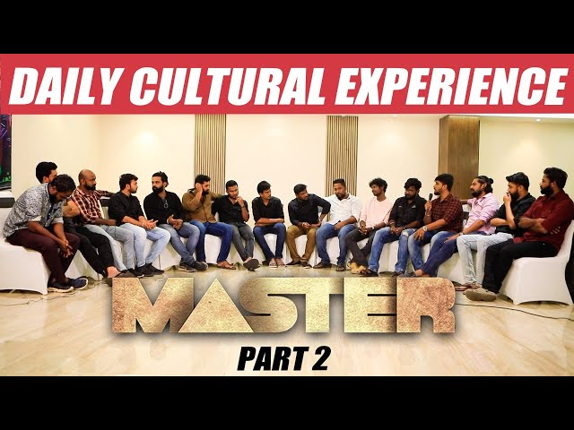 படத்துல உண்மையாகவே அடி வாங்கியிருக்கார்!-16 Assistant Directors of Master   Vijay   Lokesh