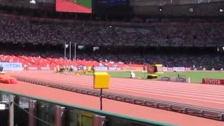 مخلوفي يتأهل إلى نصف نهائي 1500 متر ويستهدف النهائي غدا