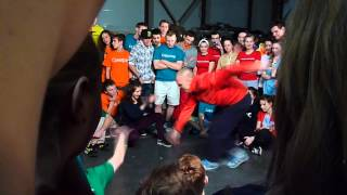 Большие Танцы - first shooting