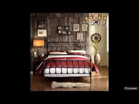 железная кровать 2