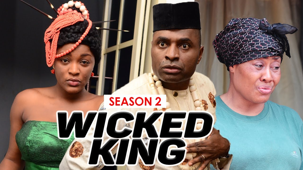 Download WICKED KING 2 (CHA CHA EKEH) - LATEST NIGERIAN NOLLYWOOD MOVIES