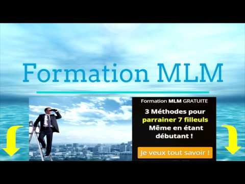 Formation MLM 1/2 : Comment vendre à vos prospects sans faire la moindre présentation de ventes.