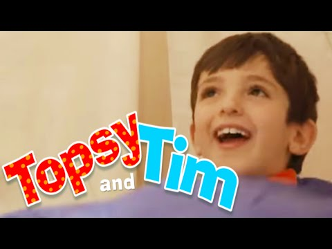 Topsy & Tim 210 - INDOOR TENT   | Topsy and Tim Full Episodes
