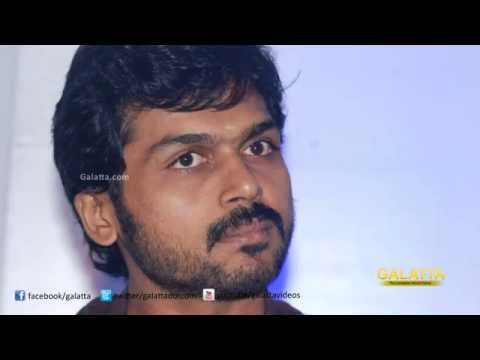 Karthi To Share Screen Space With Nagarjuna | Galatta Tamil