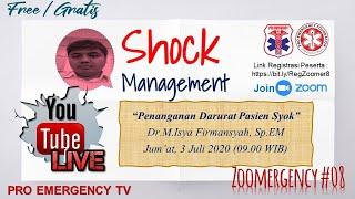 VIDEO Mekanisme dan tipe Syok (Shock) Bahasa INDONESIA Tonton video lainnya....
