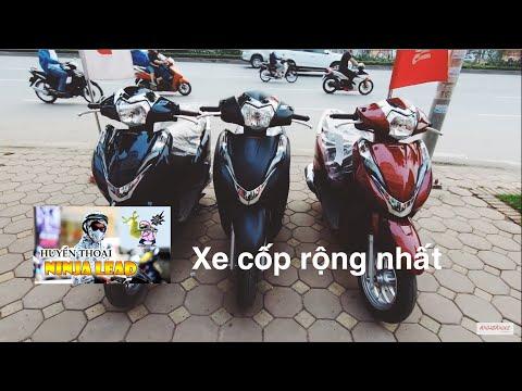 HMT - Honda Lead 2019 Phiên Bản Cao Cấp ( Chiếc Xe Cốp Rộng Nhất Cho Chị Em) || Honda Doanh Thu