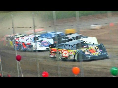 WoO Late Model Heat 4 at Merritt Speedway on 8-26-16