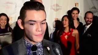 Ryan Potter from