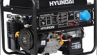 Бензиновый генератор Hyundai HHY 7000FE ATS(Купить бензиновый генератор Hyundai HHY 7000FE ATS у официального дилера ..., 2015-07-01T12:34:56.000Z)