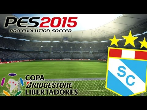 PES 2015 COPA LIBERTADORES Sporting Cristal #1 El Regreso de la Fuerza Ganadora