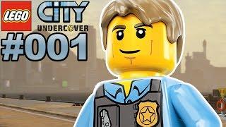LEGO CITY UNDERCOVER #001 Chase McCain ist zurück 🐲 Let