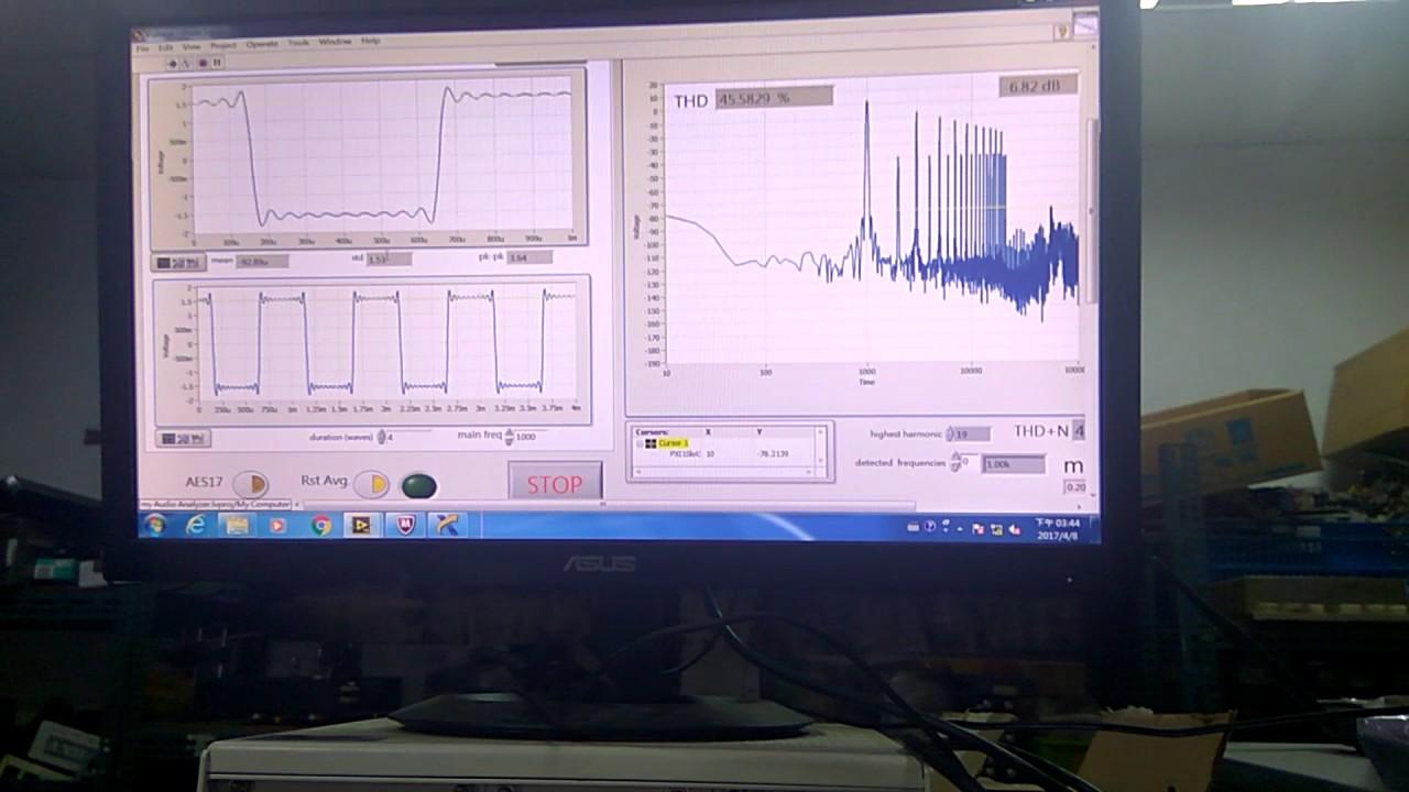 Digital filter selection of Soekris DAM 1121 or 1021 R2R dac