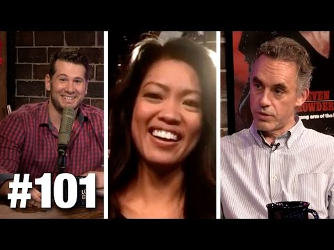 #101 FAT-SHAME BARBIE! Jordan Peterson and Michelle Malkin | Louder With Crowder