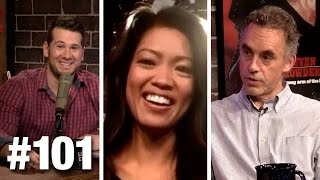 #101 FAT-SHAME BARBIE! Jordan Peterson, Gavin McInnes and Michelle Malkin | Louder With Crowder thumbnail